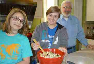 Agape House Volunteer Image